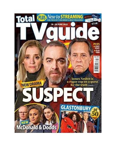Total TV Guide - Wales & West Magazine Subscription