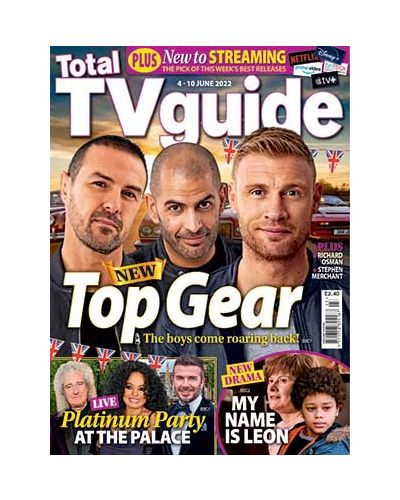 Total TV Guide - Scotland