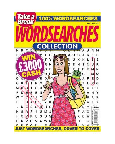 Wordsearches Collection Subscription