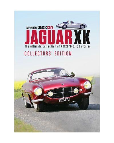 Classic Cars Jaguar XK Collectors Edition