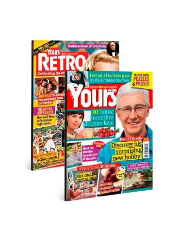 Yours & Yours Retro Print Subscription Pack