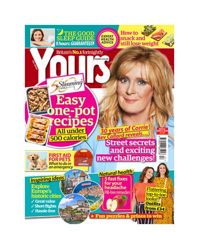 Yours issue 322
