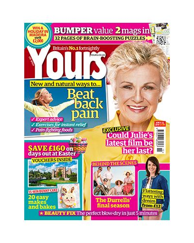 Yours issue 321