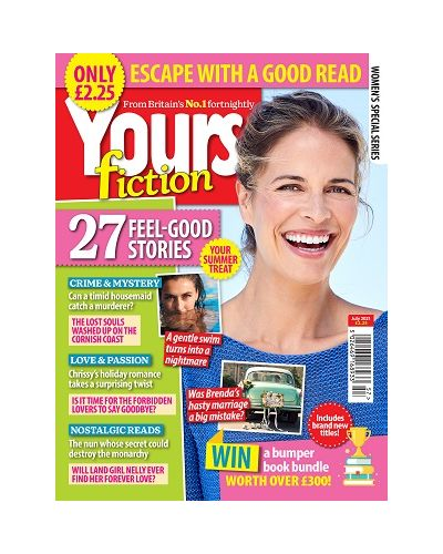 Yours Fiction Edition 10 - July 2021