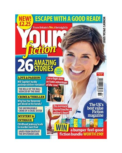 Yours Fiction Edition 9 - May 2021