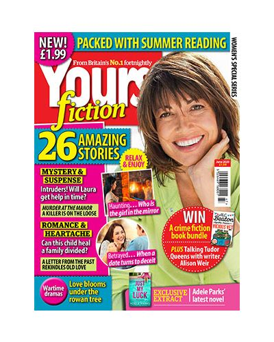 Yours Fiction Edition 4 - June 2020