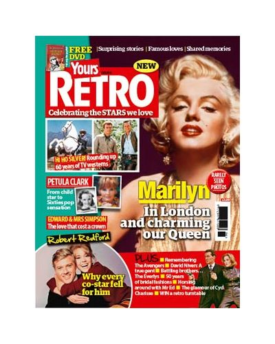 Yours Retro issue 6