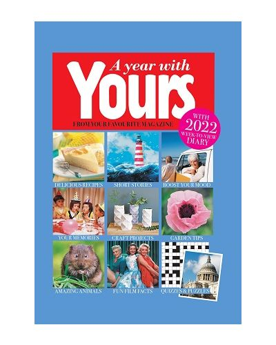 Yours Yearbook 2022