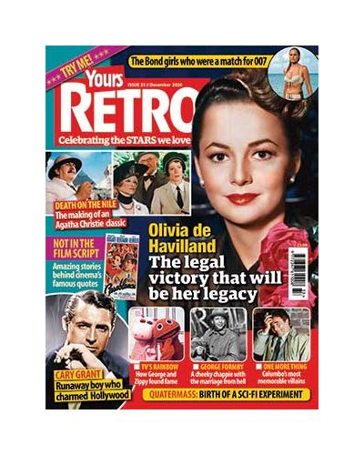 Yours Retro Issue 33
