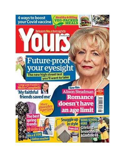 Yours Issue 370