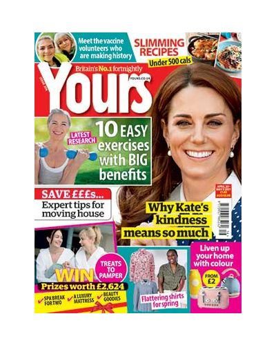 Yours Issue 374