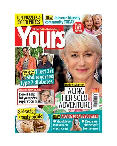 Yours Issue 377