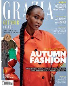 Grazia Issue 19/10/2021