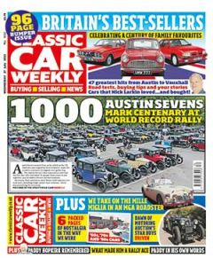 Classic Car Weekly Newspaper Subscription