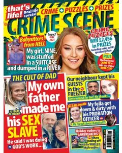 that's life! Crime Scene - Issue 5: May/June 2021