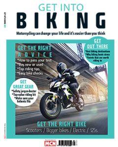 Get into Biking