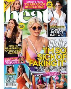 Heat Magazine Subscription