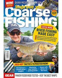 Improve Your Coarse Fishing Magazine Subscription