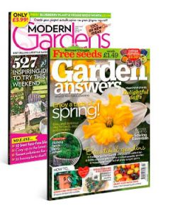 Modern Gardens & Garden Answers Print Subscription Pack