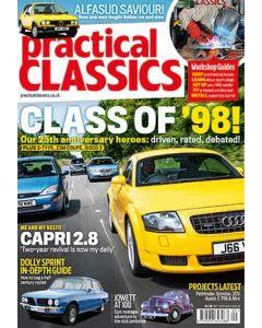 Practical Classics Magazine Subscription