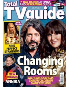 Total TV Guide Magazine Subscription