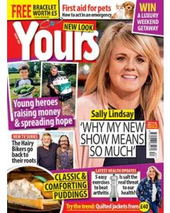 Yours Issue 386
