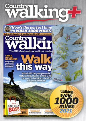 country walking plus magazine