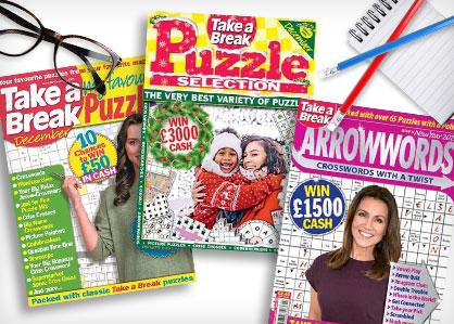 Puzzle magazines