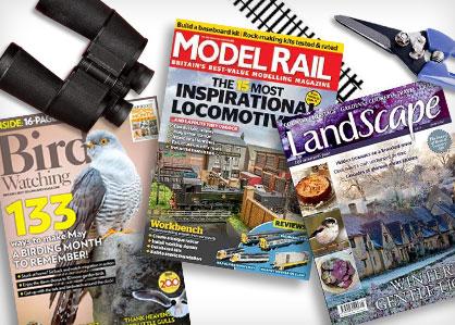 Hobby magazines