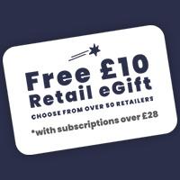 Free £10 EGift Card