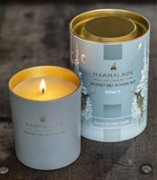 Free Winter Candle with Landscape