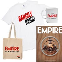 Get 15% OFF at the Empire Shop