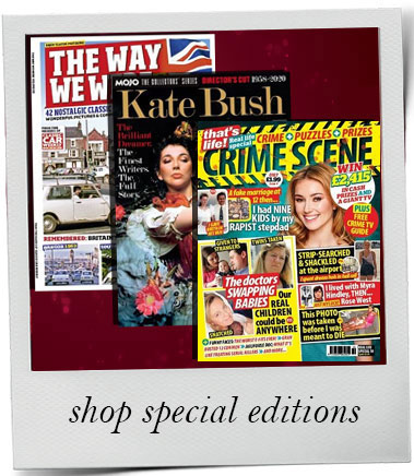 One-Off Special Editions