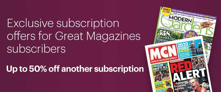 up to 50% off another subscription