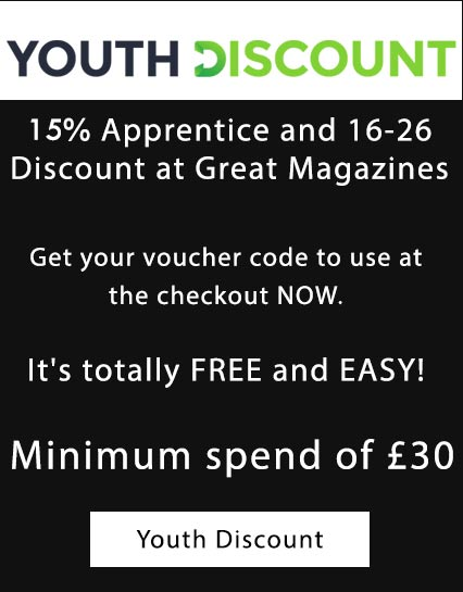 youth discount offer